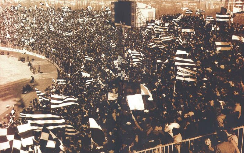Navijači Partizana – snaga Partizana